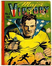 Major Victory Comics: Issue 2 Volume Issue 2 by Harry A Chesler Comics